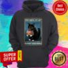 Black Cat Your Fabrics Lady Pls Don't Choke People Hoodie