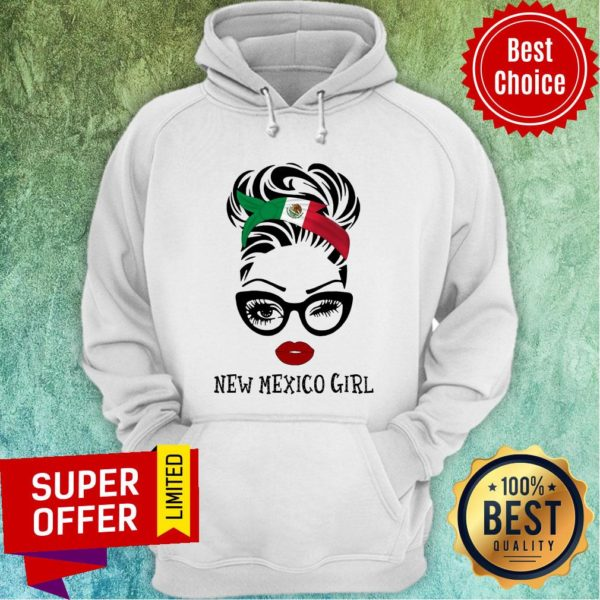 Official New Mexico Girl Hoodie