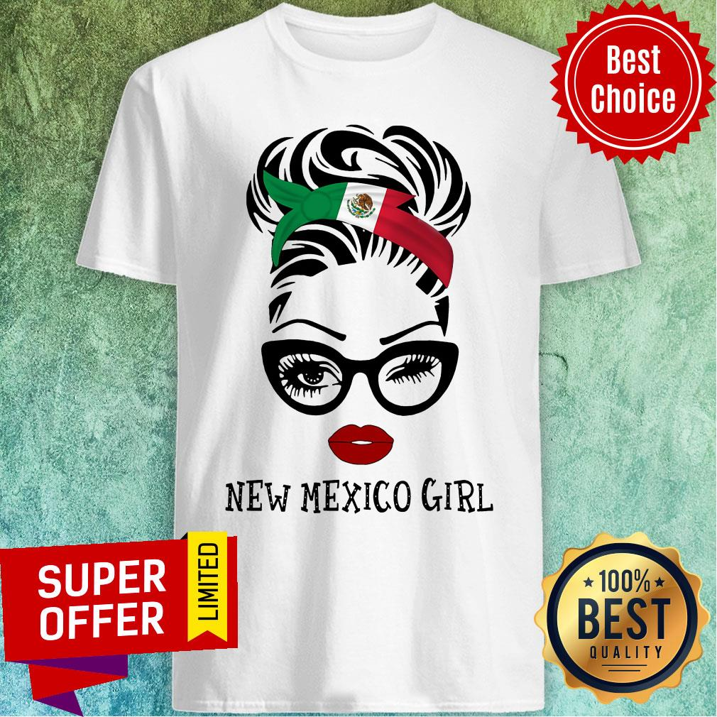 Official New Mexico Girl Shirt