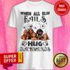 When All Else Fails Dog Hug Dachshunds Shirt
