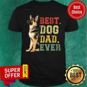 Nice Best Dog Dad Evert Shirt