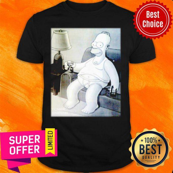 Premium Bart Simpson Shirt