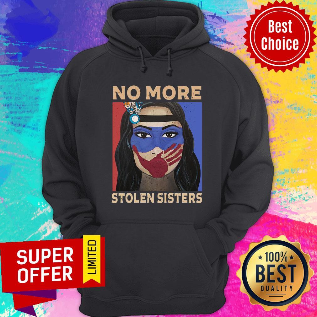 MMIWG Indigenous Women No More Stolen Sisters Hoodie