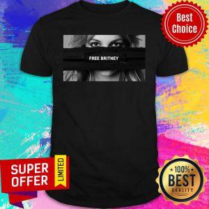 Premium Free Britney Spears Shirt