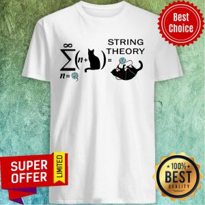 Awesome Cats String Theory Shirt